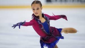 Фигуристка Щербакова победила на этапе Кубка России