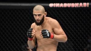 Чимаев не попал в обновлённый рейтинг UFC, несмотря на рекорд