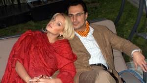 Ведущая рассказала о свадьбе с бывшим мужем Волочковой