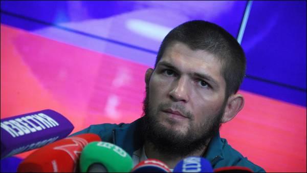 Хабиб Нурмагомедов назвал любимых игроков сборной России по футболу