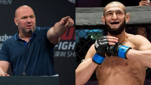 Глава UFC назвал уроженца Чечни Хамзата Чимаева «особенным парнем»