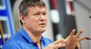 Олег Тактаров сравнил отношение к нему в России и Украине