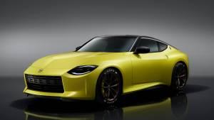 Nissan представил новый спорткар Z Proto