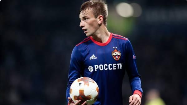 Кучаев - лучший игрок РПЛ в августе