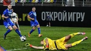 Московское «Динамо» проиграло в Тбилиси и выбыло из Лиги Европы