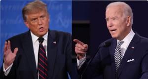 Байден на дебатах назвал Трампа «щенком Путина»