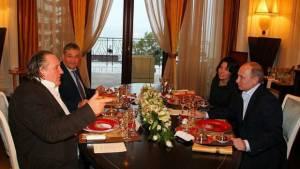 Жерар Депардье рассказал о постоянном веселье в компании Путина