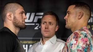 Порье собирается отобрать у Хабиба чемпионский пояс UFC