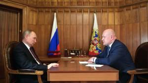 Путин поручит выделить деньги на капремонт водоснабжения Севастополя