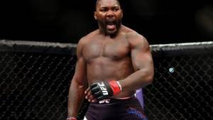 Энтони Джонсон показал, как готовится к возвращению в UFC