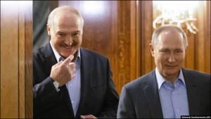 В Кремле назвали темы предстоящей встречи Путина и Лукашенко