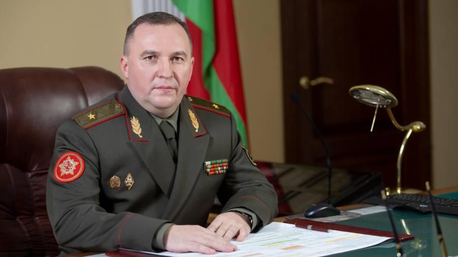 Министр обороны Белоруссии обвинил Запад в ведении гибридной войны
