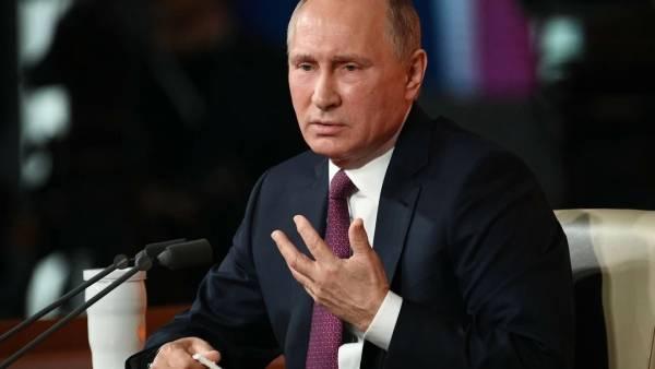 Путин: в России производят не имеющие аналогов в мире вооружения