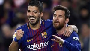 Месси заявил, что Суарес не заслужил быть вышвырнутым из «Барселоны»