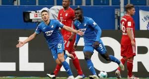 «Бавария» сенсационно проиграла «Хоффенхайму»