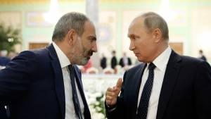 Военный эксперт расценил обращение Пашиняна к Путину как двуличность
