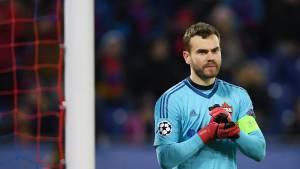 Акинфеев отреагировал на поражение ЦСКА в матче с «Локомотивом»