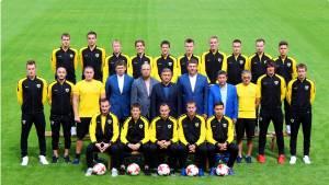 Ульяновская «Волга» вышла в групповой раунд Кубка России по футболу
