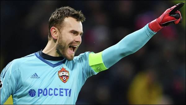 Акинфеев вспомнил самого отмороженного игрока ЦСКА