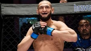 Хамзат Чимаев вызвал на бой пятерых бойцов UFC