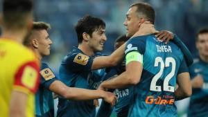«Зенит» обыграл «Арсенал» и вернулся на первое место в РПЛ