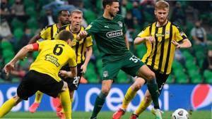 «Краснодар» забил семь мячей «Химкам» в чемпионате России по футболу