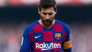 Месси может пропустить стартовые матчи «Барселоны» в Примере
