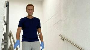 Навальный назвал «приоритетную версию своего отравления»