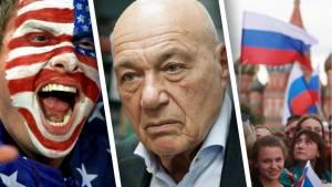 Познер объяснил причину враждебного отношения американцев к России
