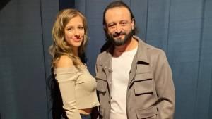Авербух и актриса Арзамасова подтвердили информацию о своих отношениях