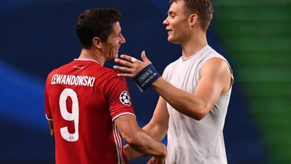 УЕФА объявил претендентов на приз лучшему футболисту сезона