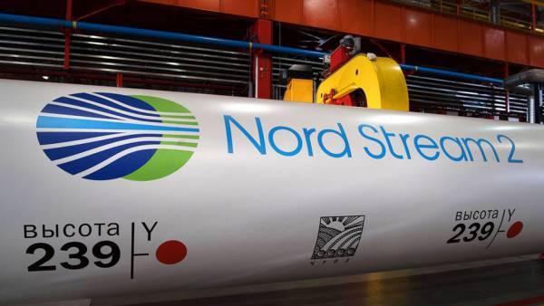 В Германии потребовали достроить «Северный поток-2»