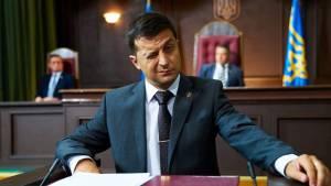 Зеленский предложил назначить своему отцу пожизненную стипендию