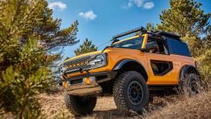 Ford Bronco получил новую версию повышенной проходимости