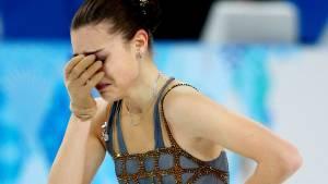 Фигуристка Аделина Сотникова призналась, что практически ничего не ест