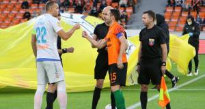 Гол Дзюбы в матче с «Уралом» был засчитан ошибочно