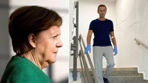 Spiegel: Меркель тайно посещала Навального в клинике Шарите