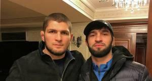 Нурмагомедов будет секундантом Тухугова на турнире UFC