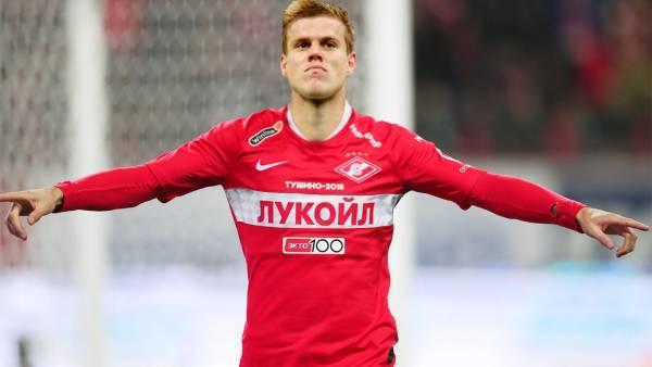 Юран оценил выступления Кокорина за «Спартак»