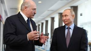 Путин и Лукашенко не обсуждали размещение российских баз в Белоруссии