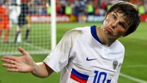 Андрей Аршавин назвал лучшего футболиста Европы