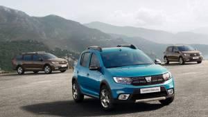 Dacia представила обновлённые модели Sandero и Logan