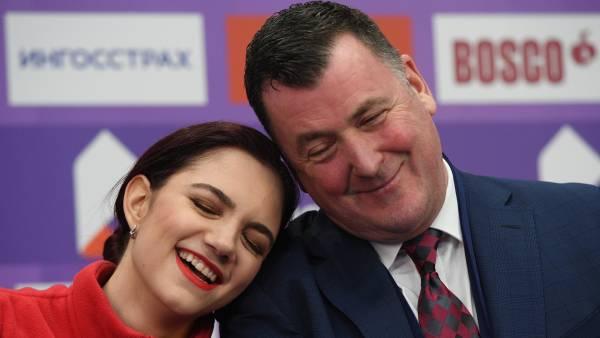 Канадский тренер Медведевой объяснил ее возвращение к Тутберидзе