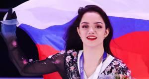 Медведева подняла флаг России на 50-летии «Самбо-70»