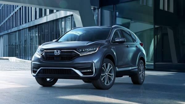 В Honda рассказали подробности о новом кроссовере CR-V для России