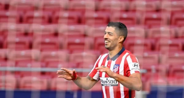 Симеоне оценил дебют Суареса за «Атлетико»