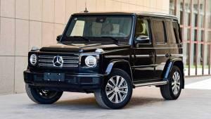 Новый Mercedes G-класса перешёл на четыре цилиндра
