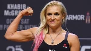 Боец UFC Куницкая вылечилась от коронавируса