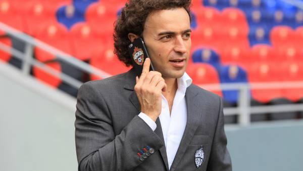 Гендиректор ЦСКА заявил, что клуб не ведет переговоров по Карраскалю