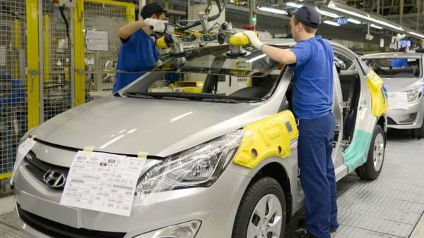 Петербургский завод Hyundai снизит объемы производства на 15%